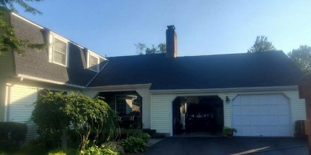 Wethersfield, CT - Wind Damaged Roof (Old Common Rd)