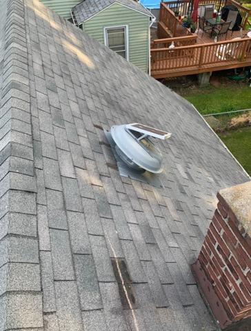Waterbury, CT - Wind Damaged Roof (MacArthur Dr)