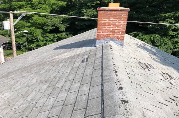 Woonsocket, RI - Wind Damaged Roof Repairs