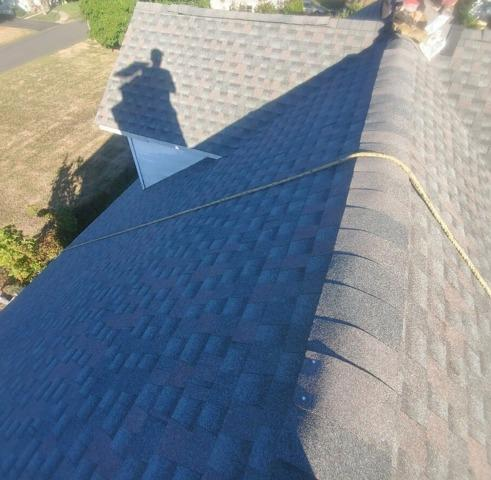 Plainville, CT - Wind Damaged Roof Replacement