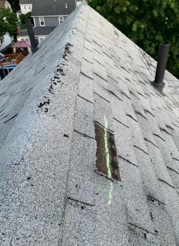 Hartford, CT - Wind Damaged Roof Replacement