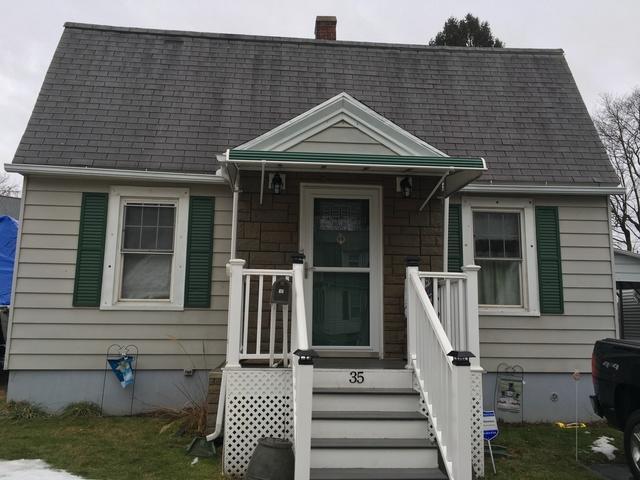 Roof Wind Damage Restoration & Replacement in Waterbury, CT