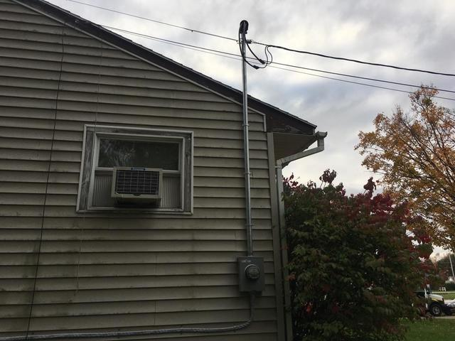 New 200amp electric service in Williamson, NY