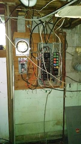 Electric wiring safety for a Williamson, NY homeowner
