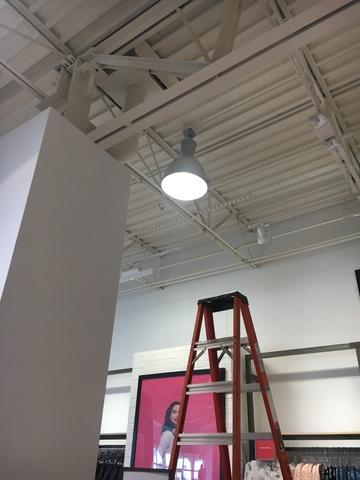 Commercial lighting in Waterloo, NY - After Photo
