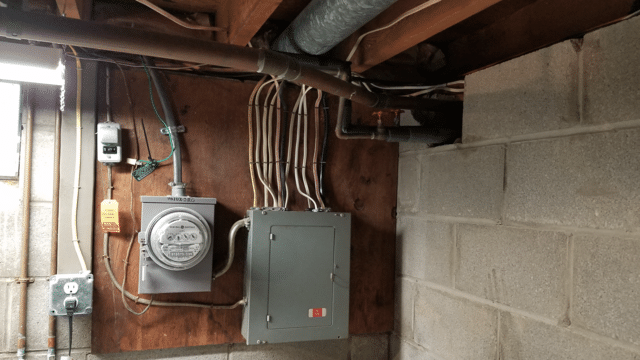 Upgraded 200 amp Service, Rochester