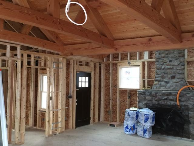 Keuka Park, NY Residential Electric & Remodeling Project