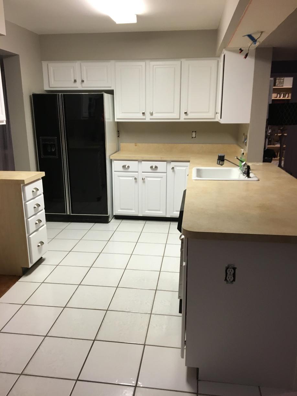 Mount Laurel Kitchen Cabinet Refacing - After Photo