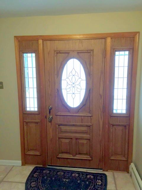 Lansdale Entry Door - Before Photo