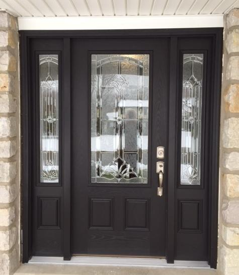 Lansdale Entry Door Exterior - After Photo