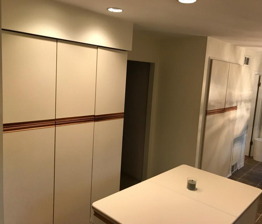 Glenside Kitchen Refacing - Before Photo