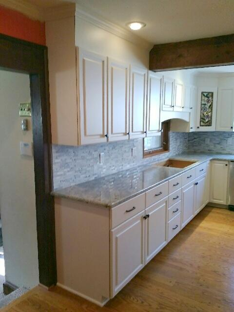 Kitchen Refacing in Dresher, PA - After Photo