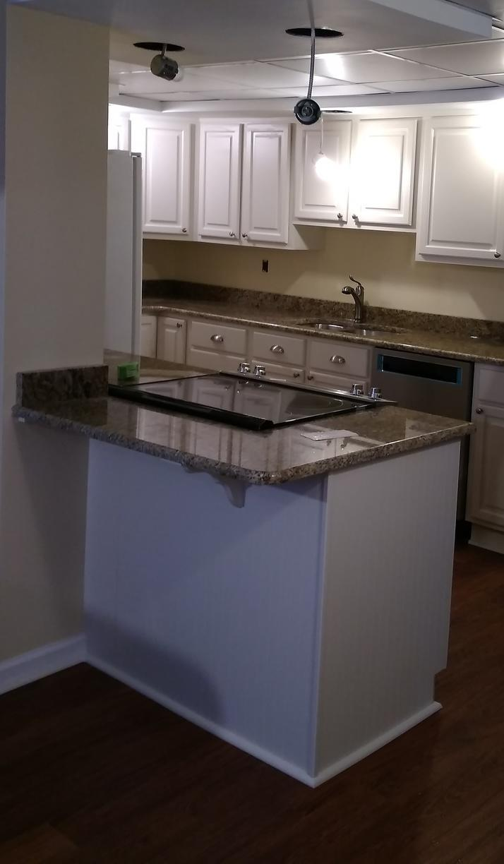 Chalfont Kitchen Refacing - After Photo