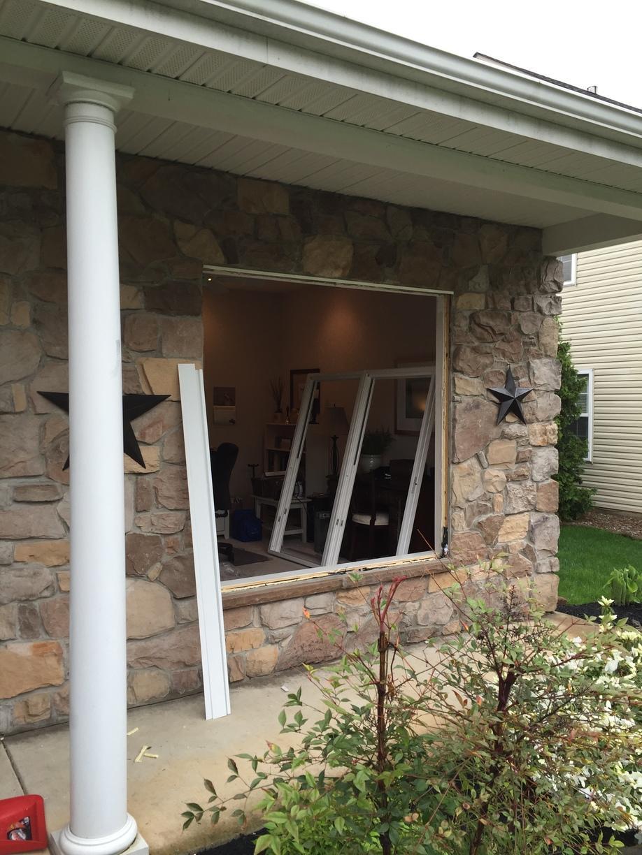 Window Installation - Before Photo