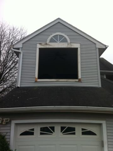 Washington Crossing Window Installation