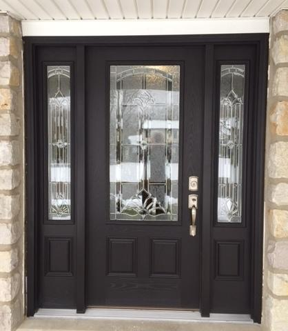 Lansdale Entry Door Exterior