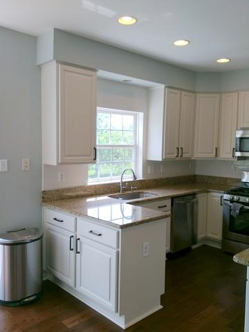 Schwenksville Kitchen Refacing - After Photo
