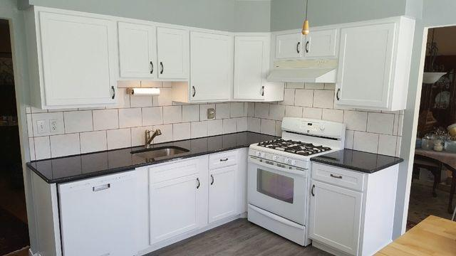 Kitchen Reface in Chester County - After Photo