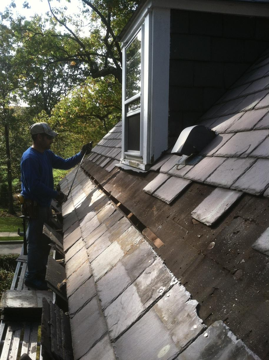 Slate Roofing Installation In Greater Boston Slate Roof