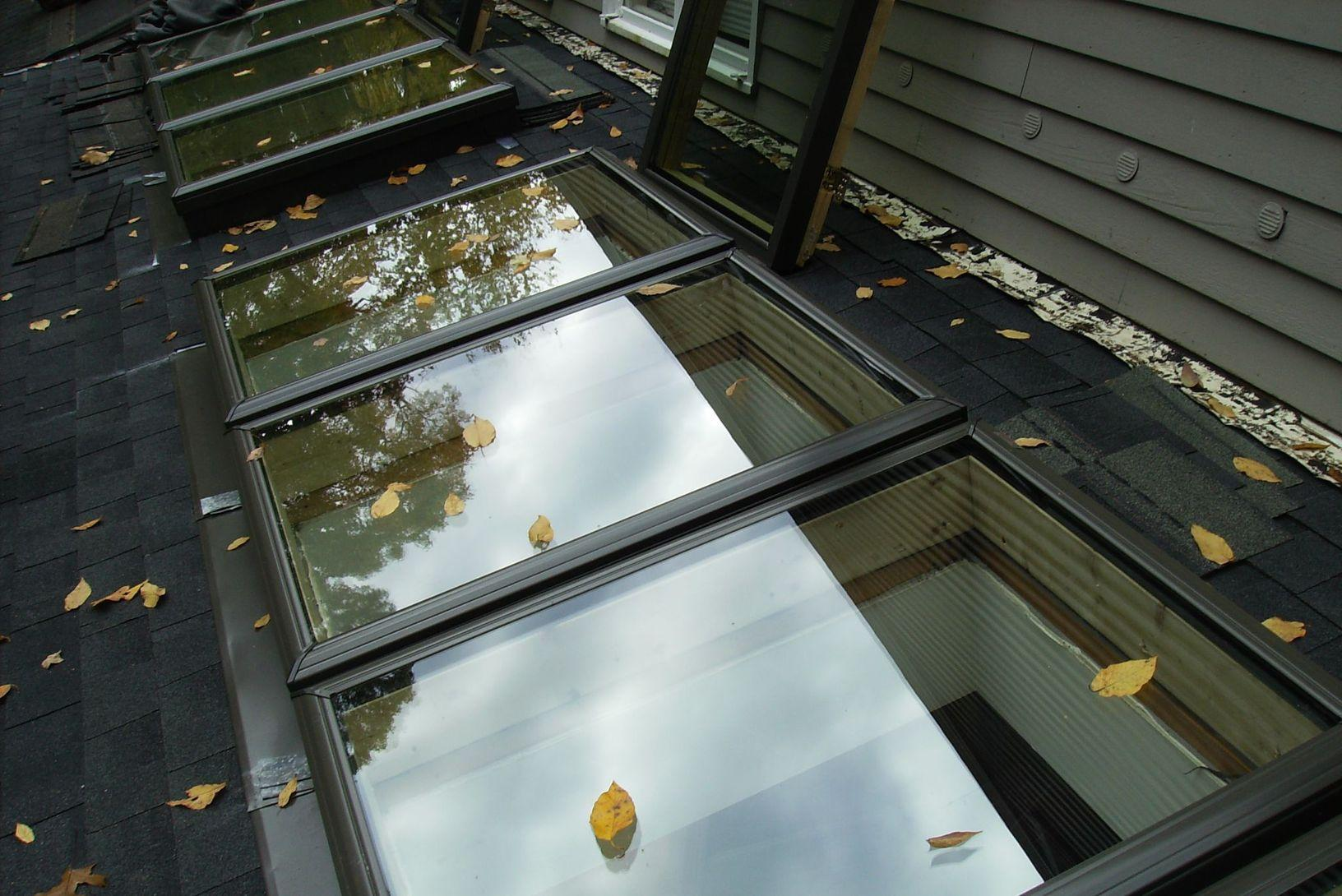 Skylight Installation in Dedham, MA - After Photo
