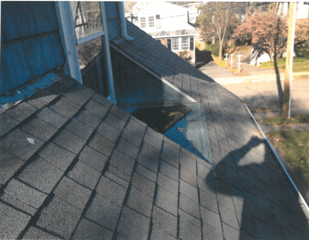 Inset Dormer Installation in Belmont, MA