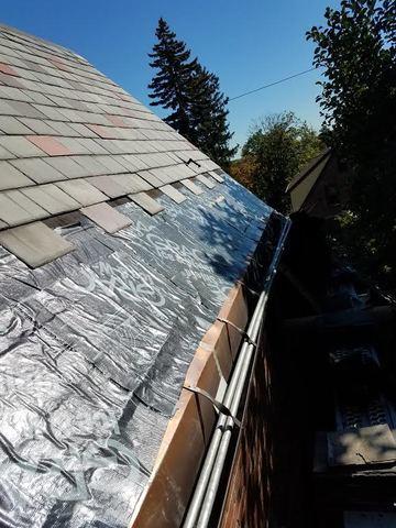 Slate Roof Tile Repair in Jamaica Plain, MA