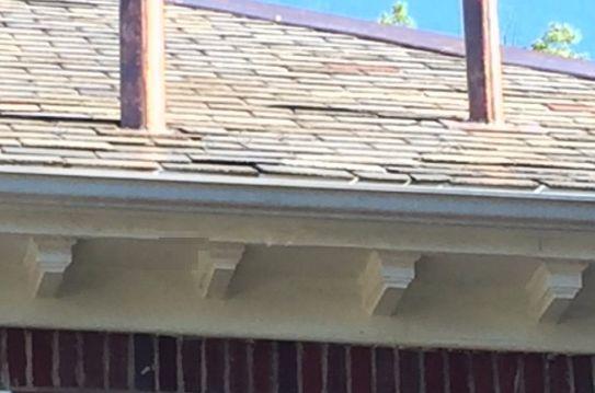 Slate Roof Repair & Carpentry Work in Brookline, MA