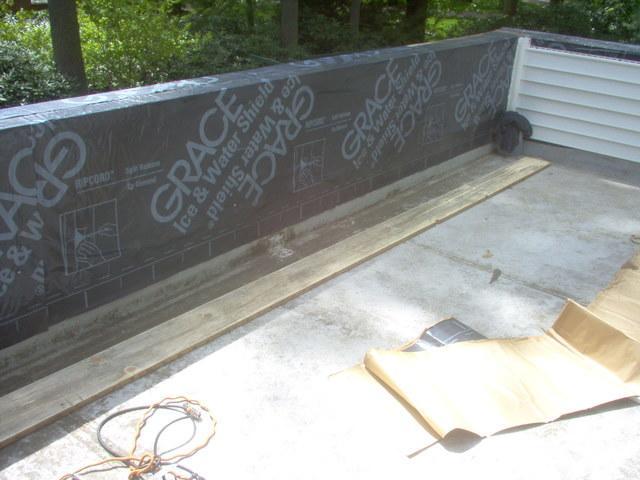 Siding Repair & Custom Copper Details in Concord, MA