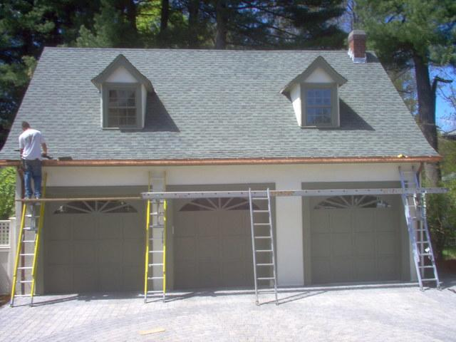 Copper Gutter Installation in Newton Upper Falls, MA