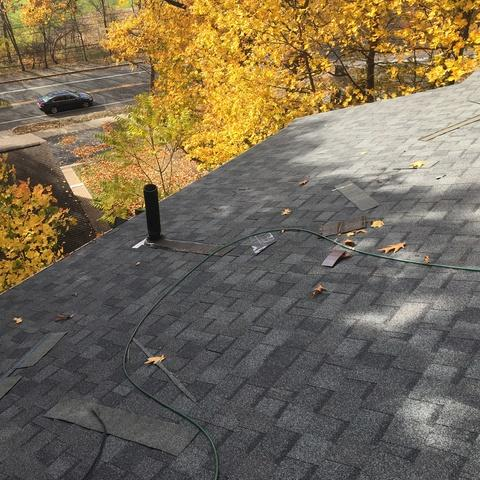 Roof & Insulation Replacement in Newton Center, MA