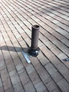 Vent Pipe Replacement in Weston MA