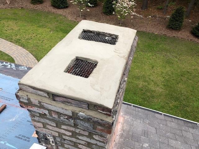 Chimney Repointing in Weston, MA
