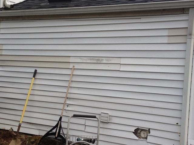 Handyman Siding Repair- Newton, MA