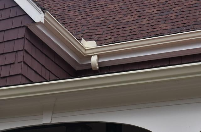 Aluminum Gutter Installation in Wellesley Hills, MA - After Photo