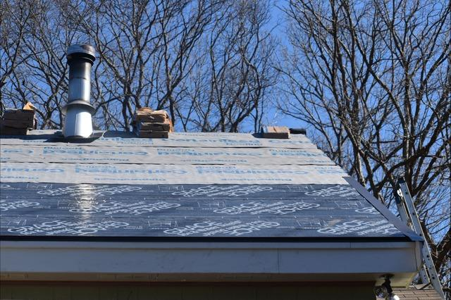 Shingle Roof Installation in Milton, MA