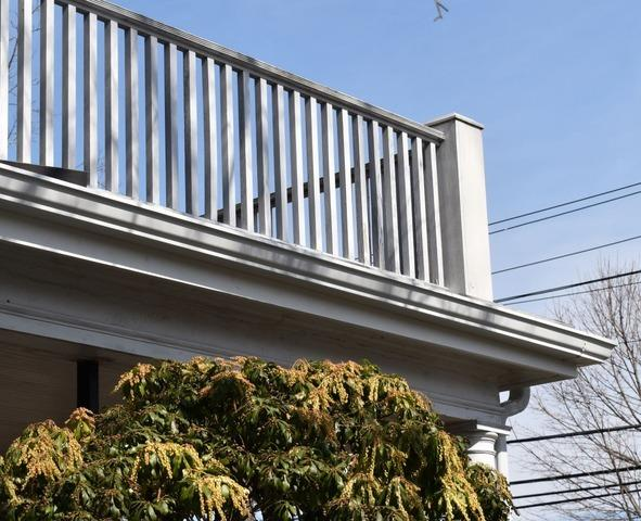 Aluminum Gutters in Wellesley, MA - After Photo