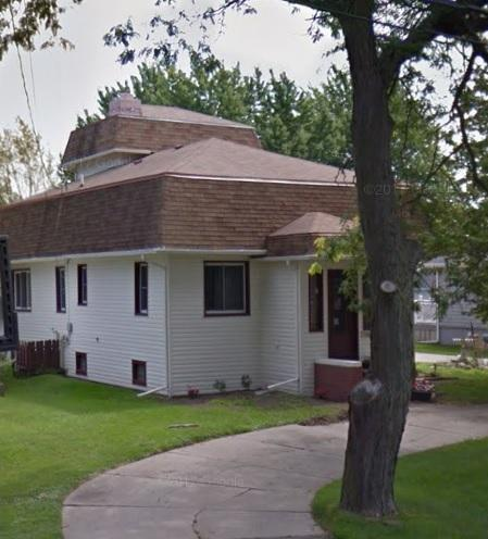 Roof Replacement in Harrison Twp, MI - Before Photo