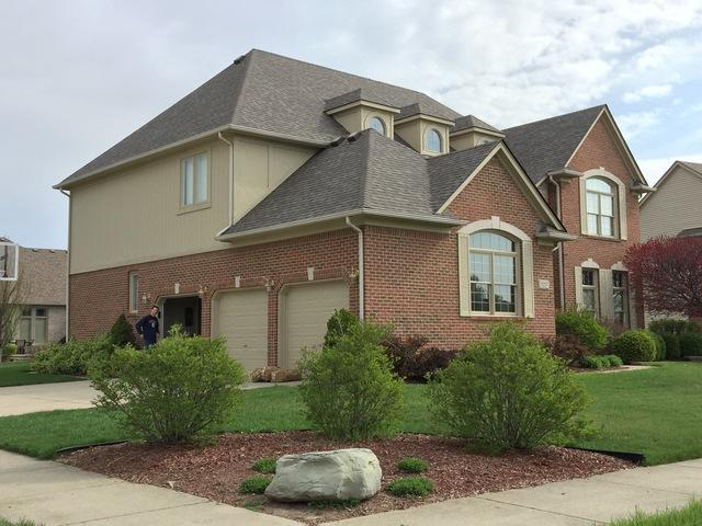 Multi-level Home Roof Replacment in Macomb, MI