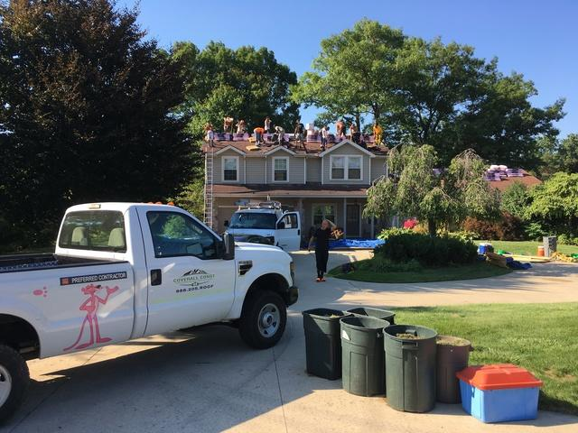 Roof Replacement in Troy, Michigan