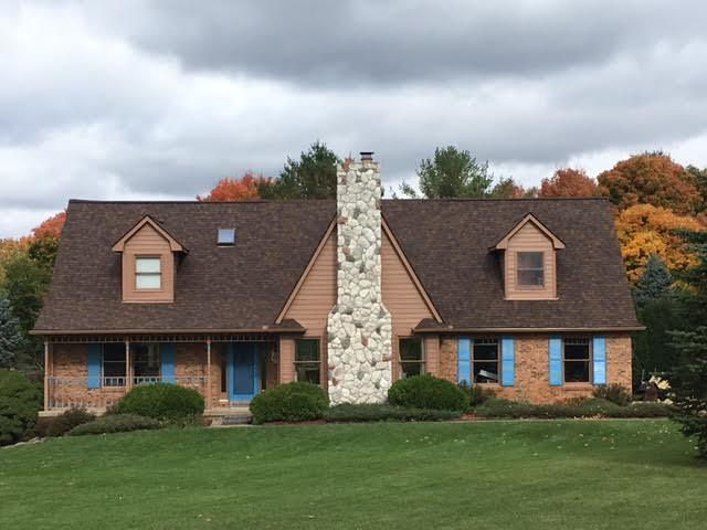 Roof replacement in Romeo, MI