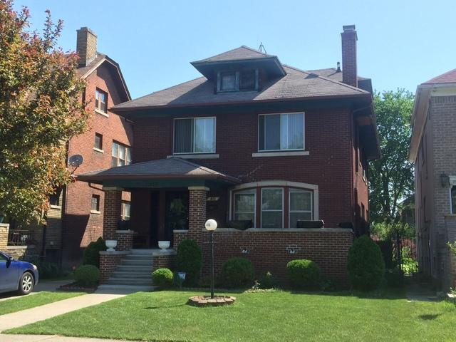Roof Replacement in Detroit, Michigan - Before Photo