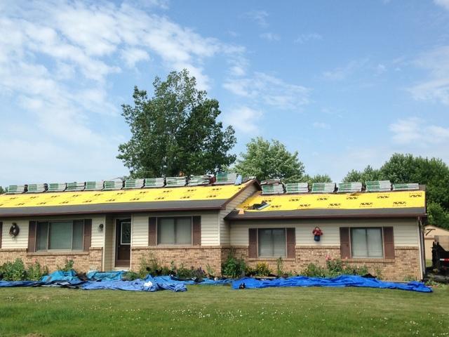 Roof Replacement in Allenton, Michigan
