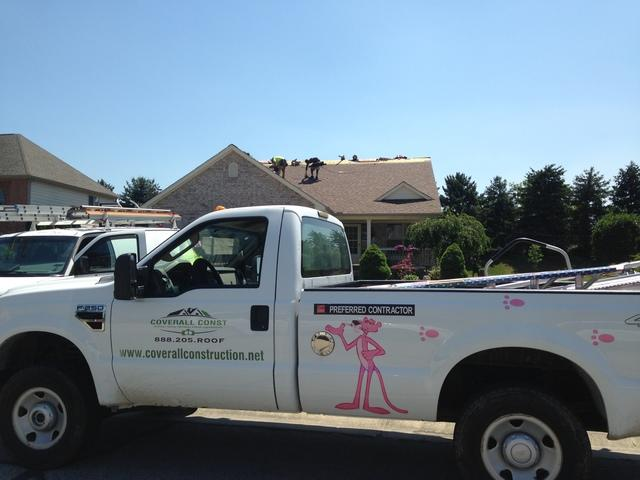 Roof Replacement on Lilac Lane in Richmond, Michigan