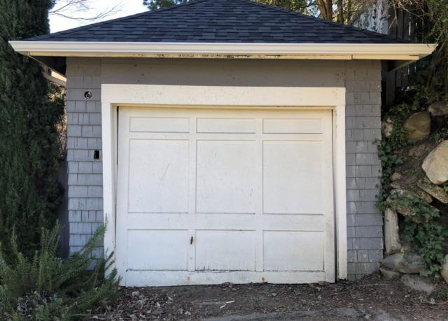 Madrona Neighborhood Garage Reside - Before Photo