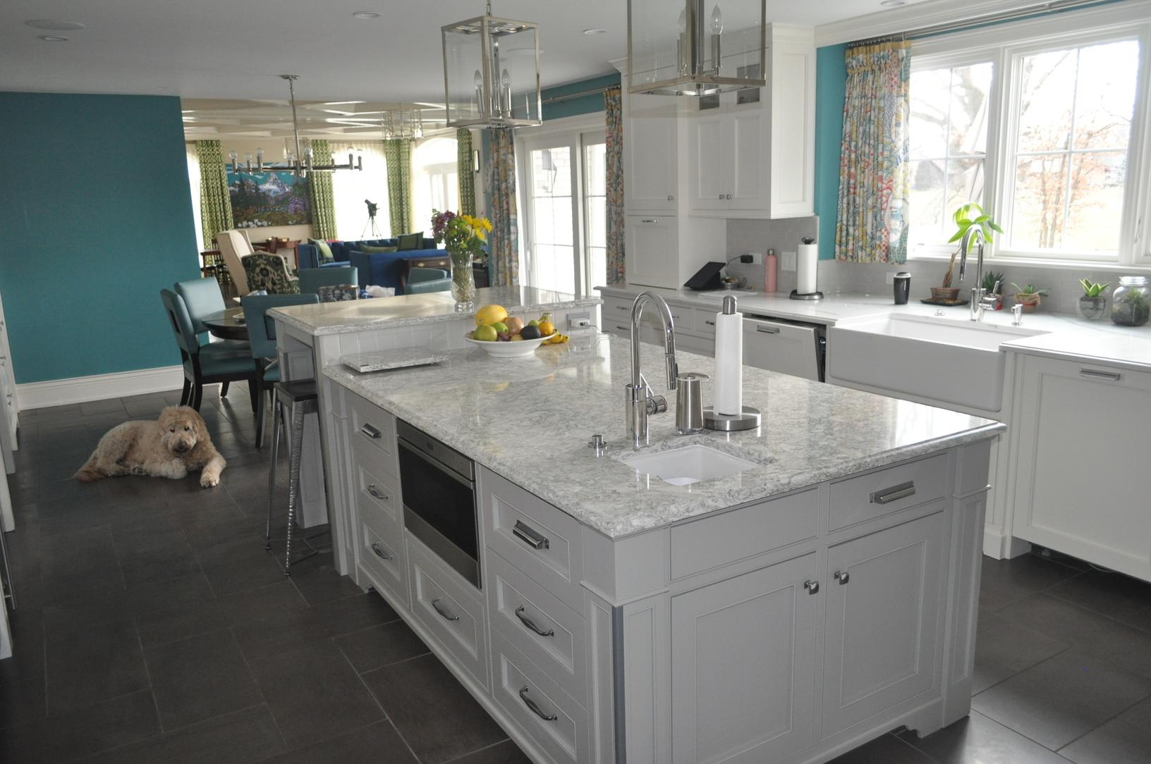 Kitchen Remodel in Clarendon Hills, Illinois - After Photo