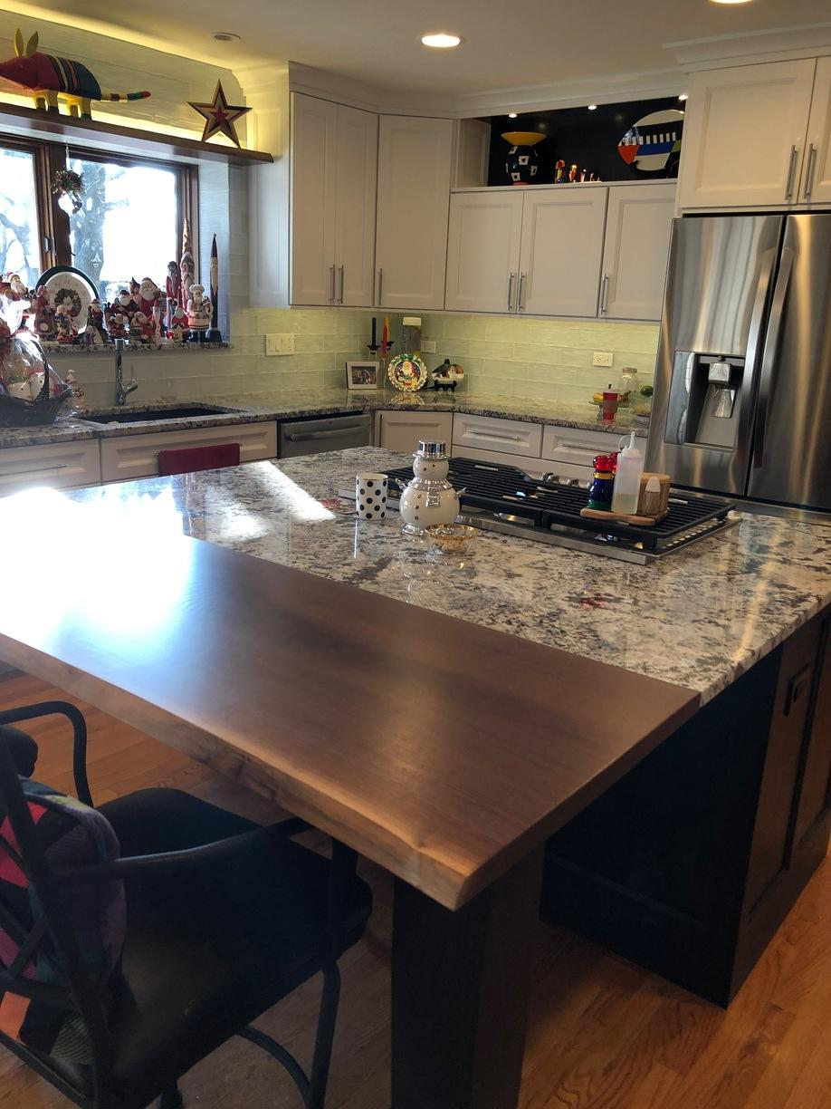 Kitchen Remodel in Oak Brook, Illinois - After Photo