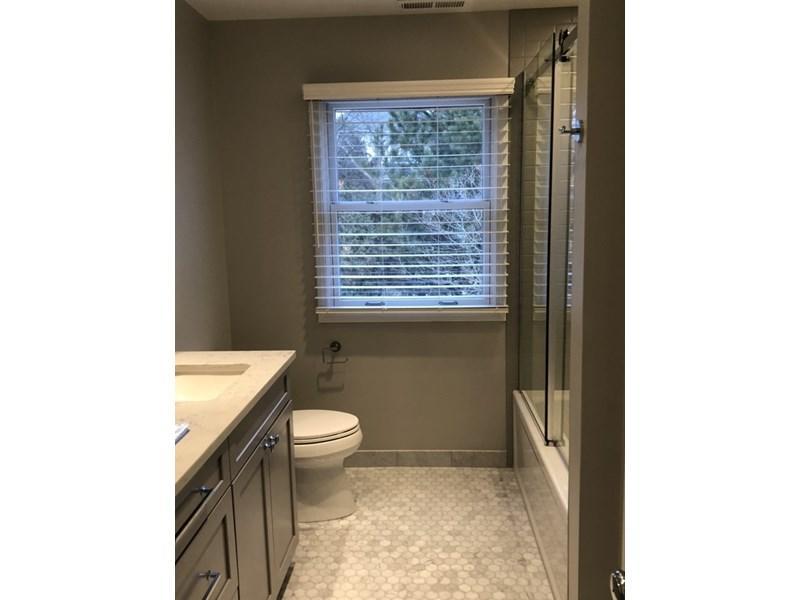 Bathroom Remodel in Oak Brook, Illinois. - After Photo