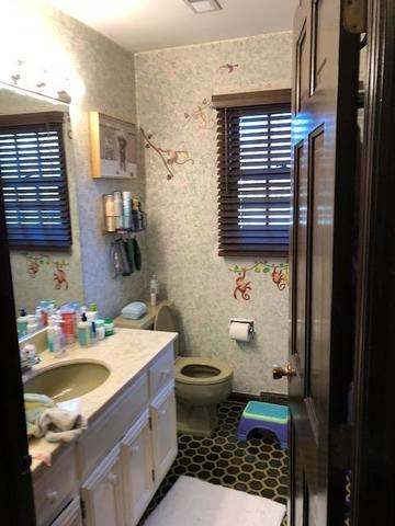 Bathroom Remodel in Downers Grove, Illinois. - Before Photo