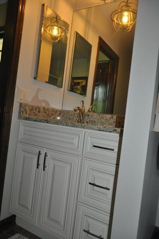 Bathroom Remodel in Downers Grove, Illinois. - After Photo