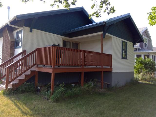 Seamless Gutters with Cover in Huron South Dakota - Beadle County